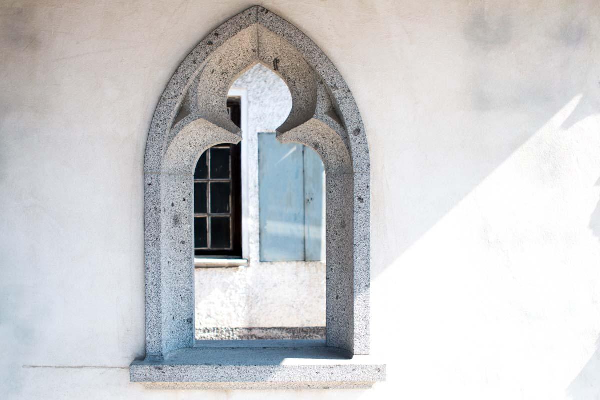 Schärdinger Granit Tür-u. Fensterumrahmungen