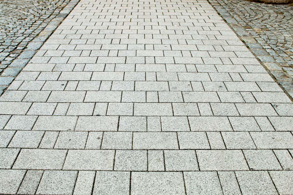 Schärdinger Granit Pflasterplatten