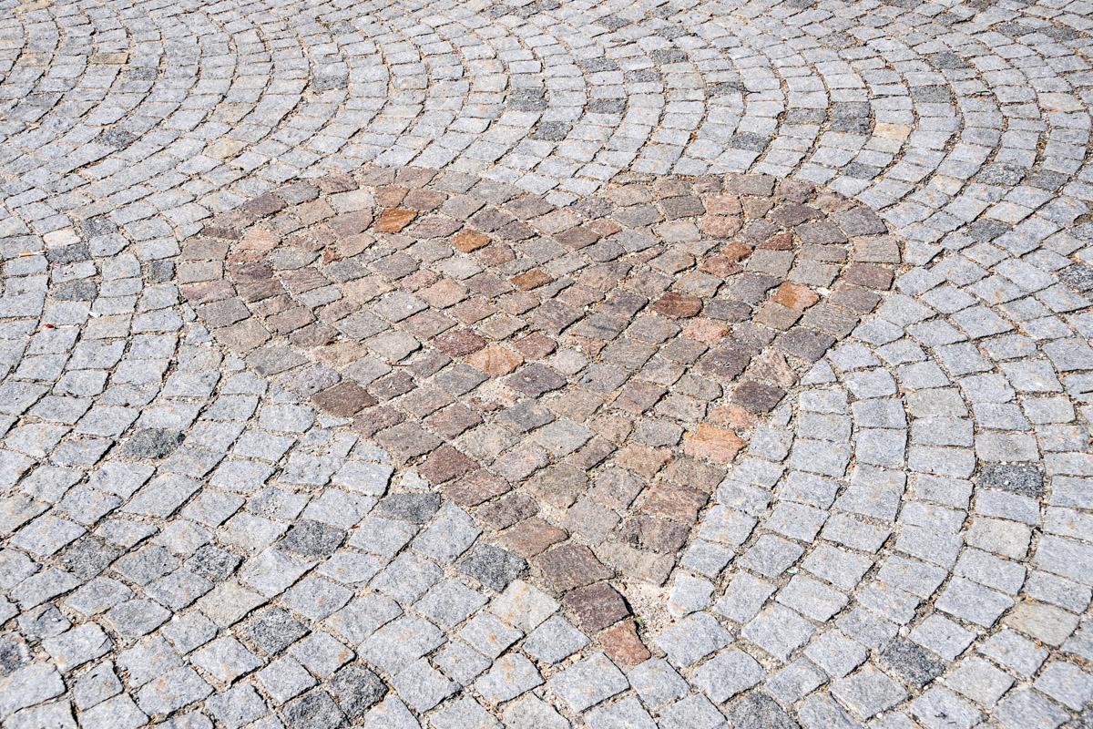 Schärdinger Granit Pflastersteine