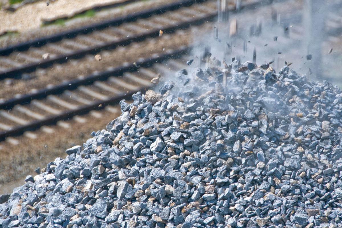 Schärdinger Granit Schotter Produkte