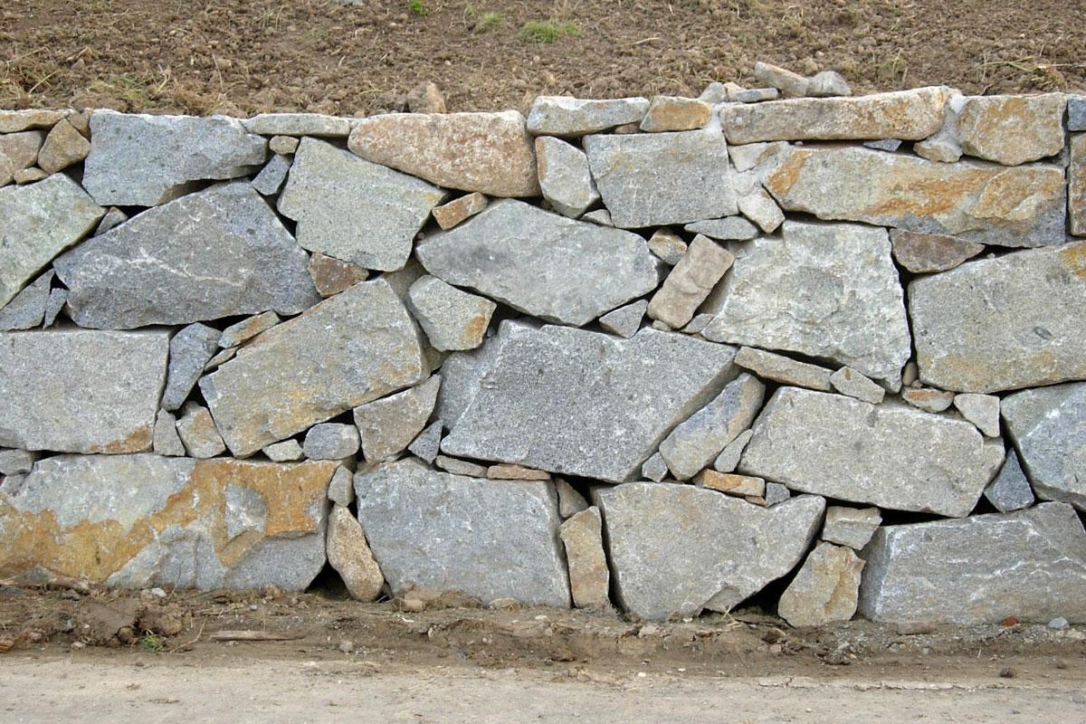 Schärdinger Granit Ansatzsteine