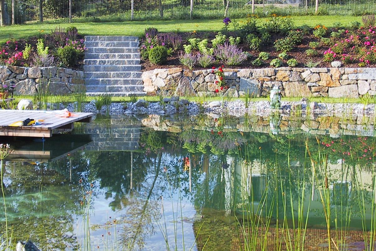 Schärdinger Granit Garten- und Landschaftsbau