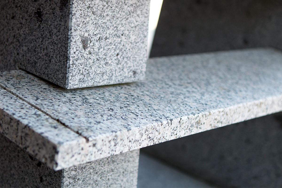 Schärdinger Granit Fensterbäncke u. Abdeckplatten